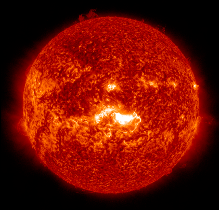 how to prepare for a solar flare disaster