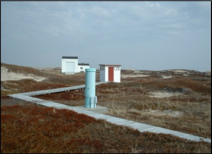 Photo of Sable Island Observatory